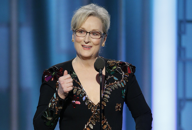 A place for outsiders? Meryl Streep and Hollywood's self-proclaimed inclusivity.